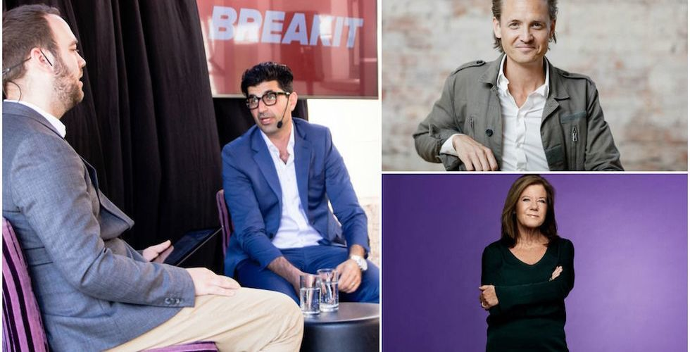 Breakit - Niklas Adalberth och Lena Apler blir rådgivare till startupen Trine