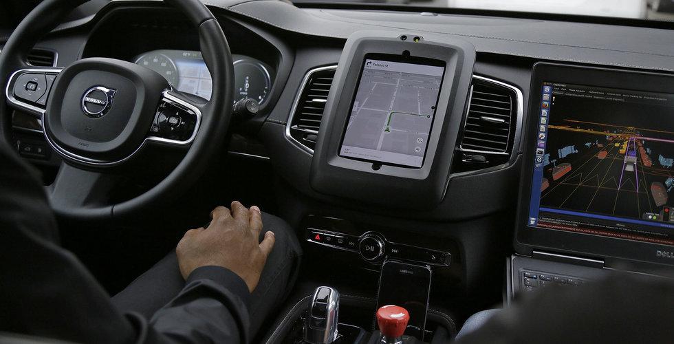 Breakit - Regeringen öppnar upp för självkörande bilar