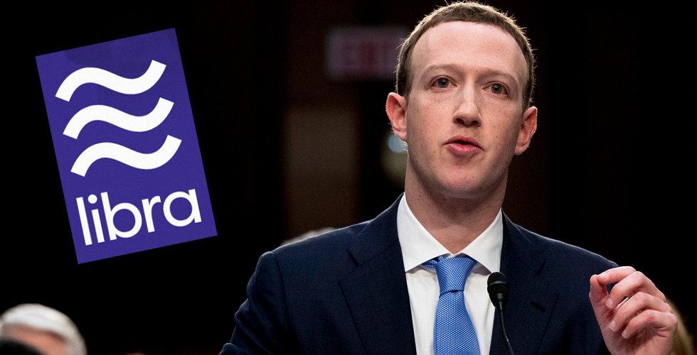 Facebook: Vi kan inte lansera Libra på egen hand
