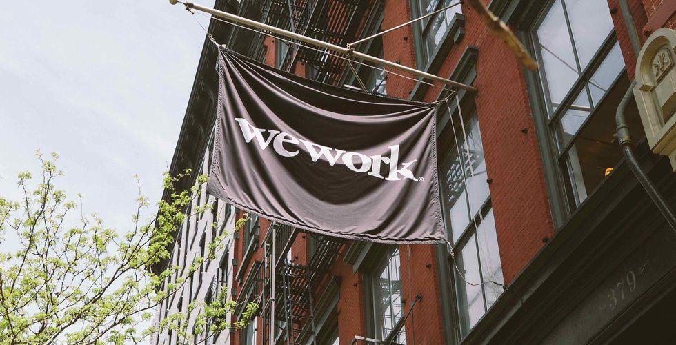Weworks chef i USA slutar efter att ny vd börjat