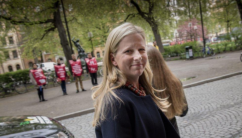 Breakit - Cristina Stenbeck slutar som ordförande i Kinnevik