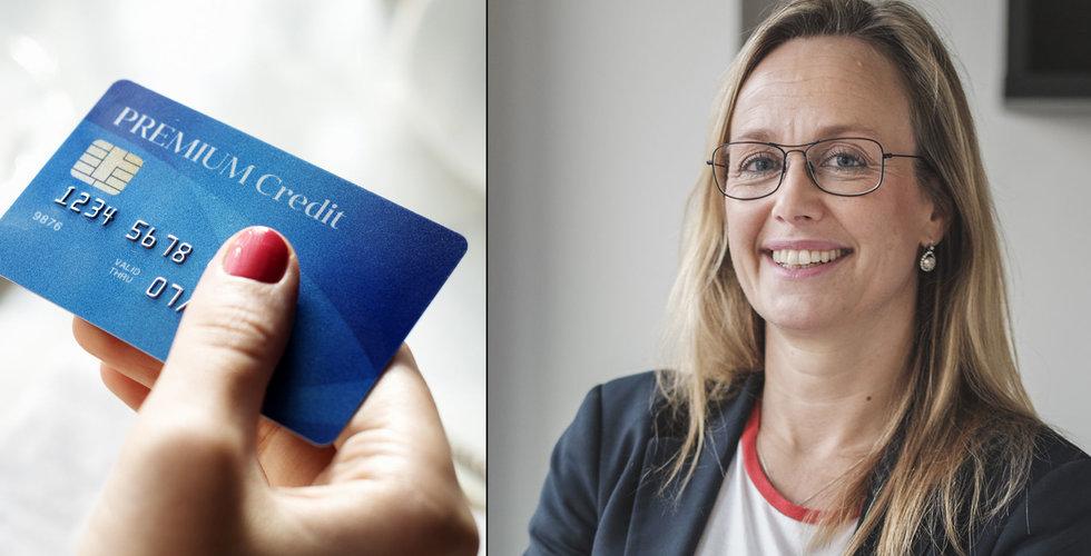 Helene Stafferöd Westerlund är ny teknikchef på fintech-startupen Instantor