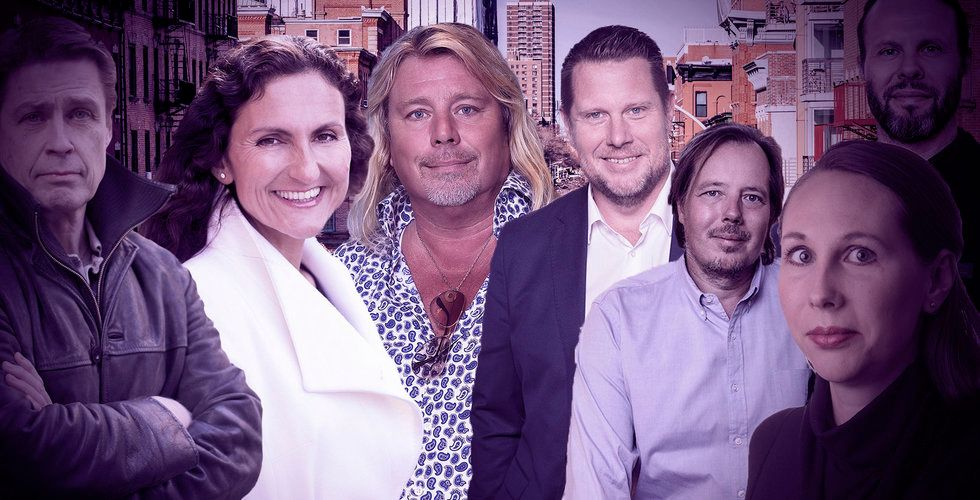 Privatdetektiver, doldisinvesterare – och miljardären som blev starstruck