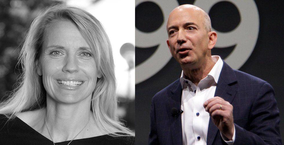 Därför kan Amazon bli ett hot mot bankvärlden