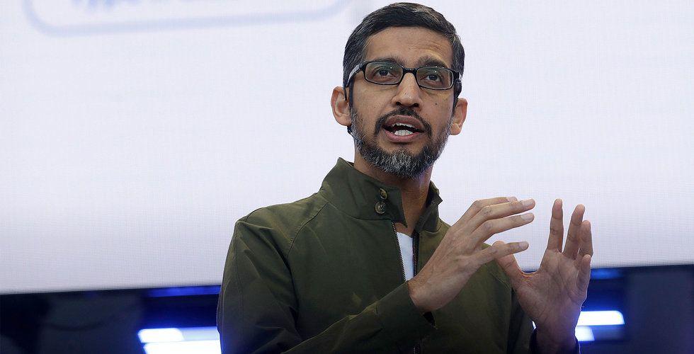 Breakit - Google kan komma att ta betalt för Android
