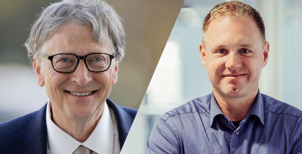 Bill Gates svenska klimatsatsning Climeon dubblar – men förlusterna ökar