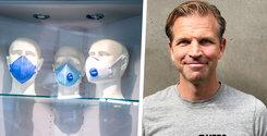 """Nätapoteket skickar masker till vården: """"Vi kan göra skillnad"""""""