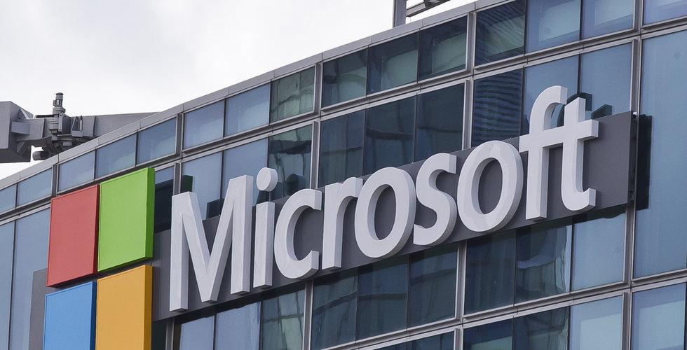 Microsoft: Två anställda har drabbats av coronaviruset