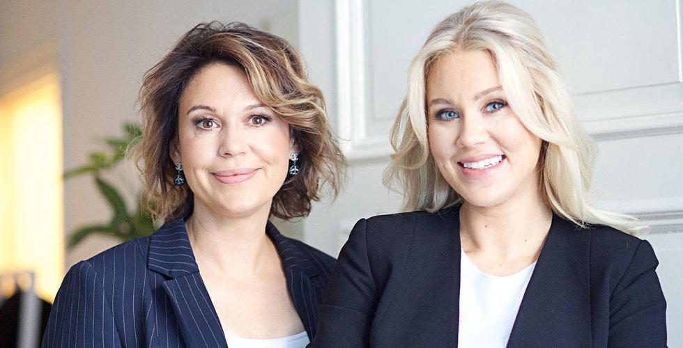Isabella Löwengrips skönhetsbolag i kris – försäljningen halverad