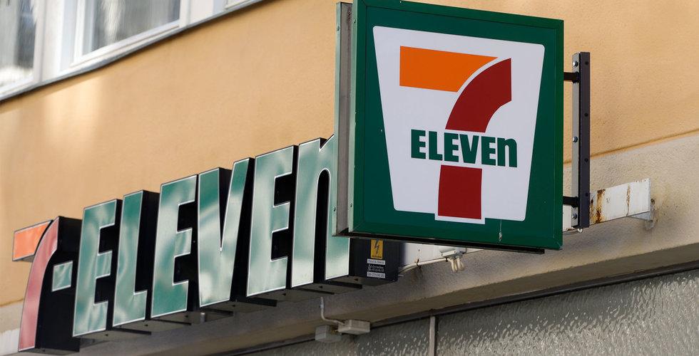 7-Eleven drar igång kassafria butiker i USA