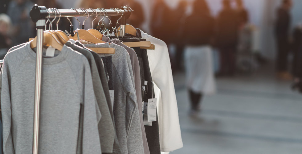 Breakit - Svensk klädhandel sjönk med 9,4 procent i februari