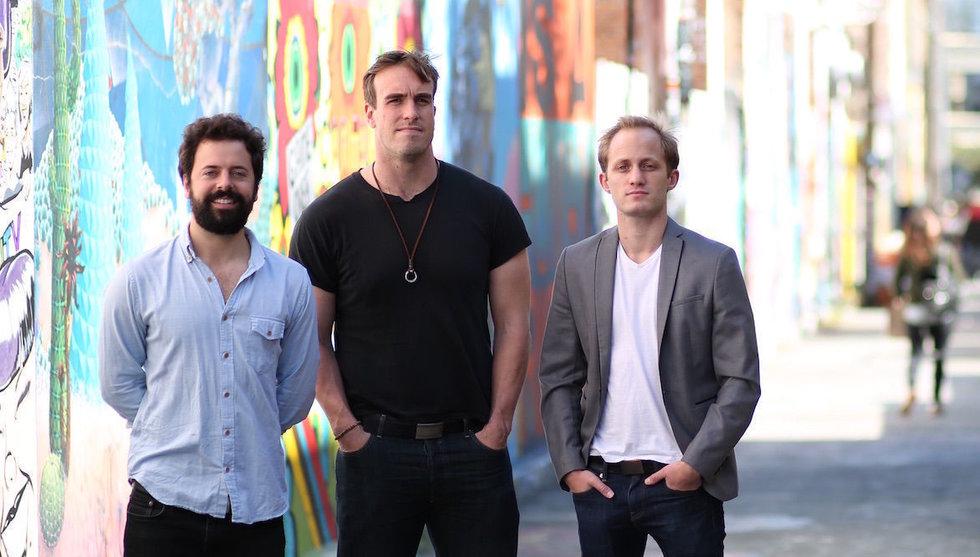 Stanford-trions nya drag - skriver avtal med jätten Volkswagen