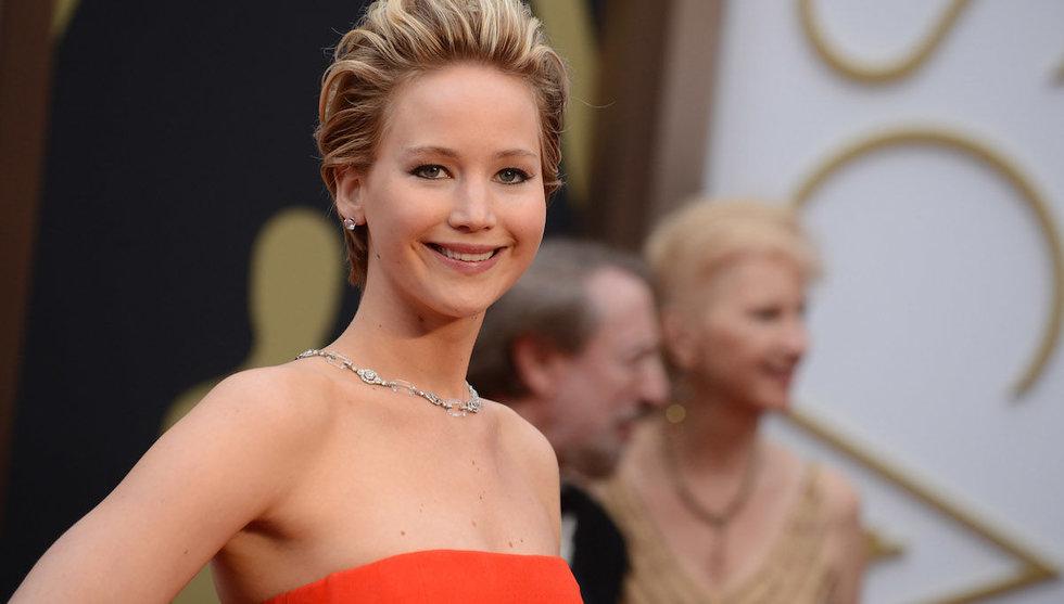 Jennifer Lawrence får huvudroll i drama om startupen Theranos