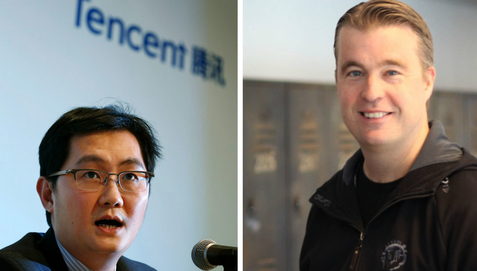Breakit - Fredrik Wester: Nu öppnar sig den kinesiska marknaden