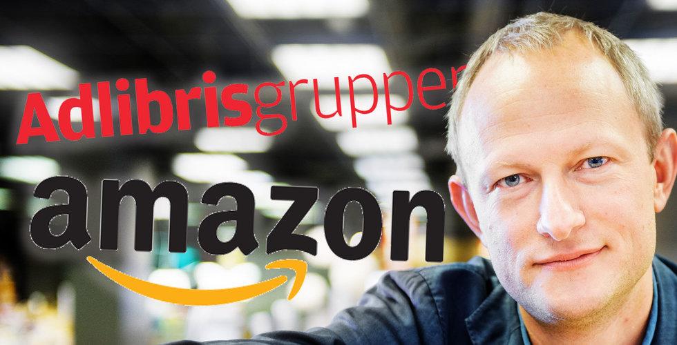"""Bonnier gör en """"Amazon"""" – Adlibris ska köpa e-handelsbolag och bredda utbudet"""