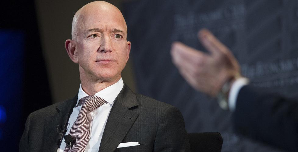 EU kan utreda Amazon rörande misstänka konkurrensbrott