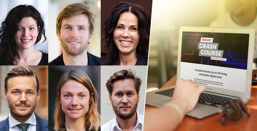 Lär dig generera nya leads – och 5 andra nya kurser från Breakit