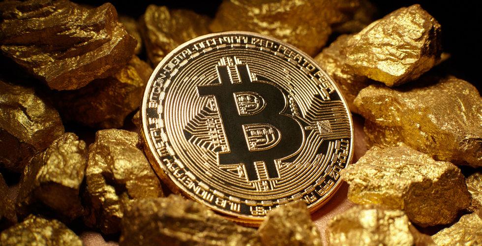 Breakit - Bitcoin faller efter rapport om förbud i Sydkorea