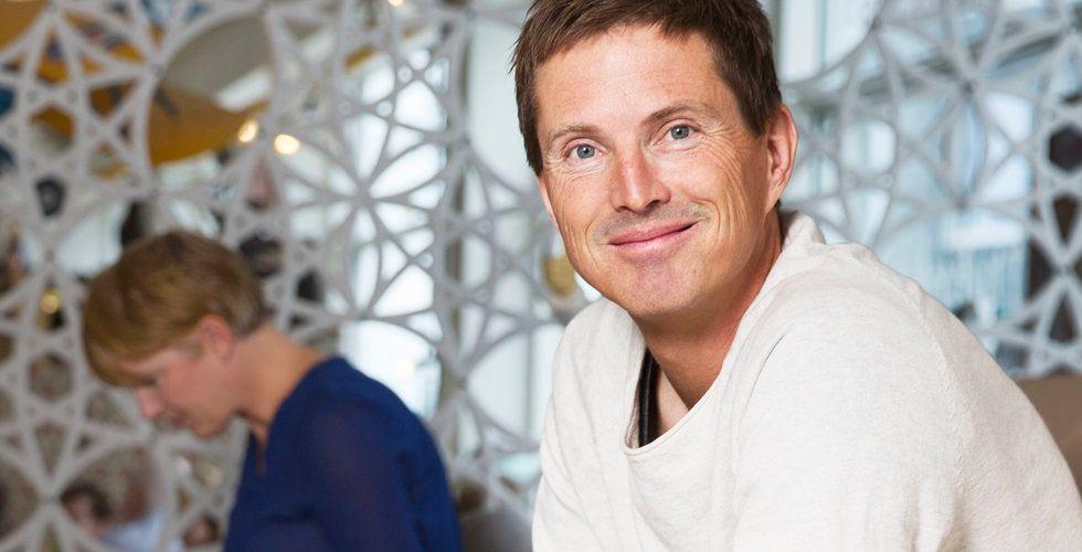 Breakit - Inkubator-vd blir ny teknikchef på Niklas Zennströms dusch-startup