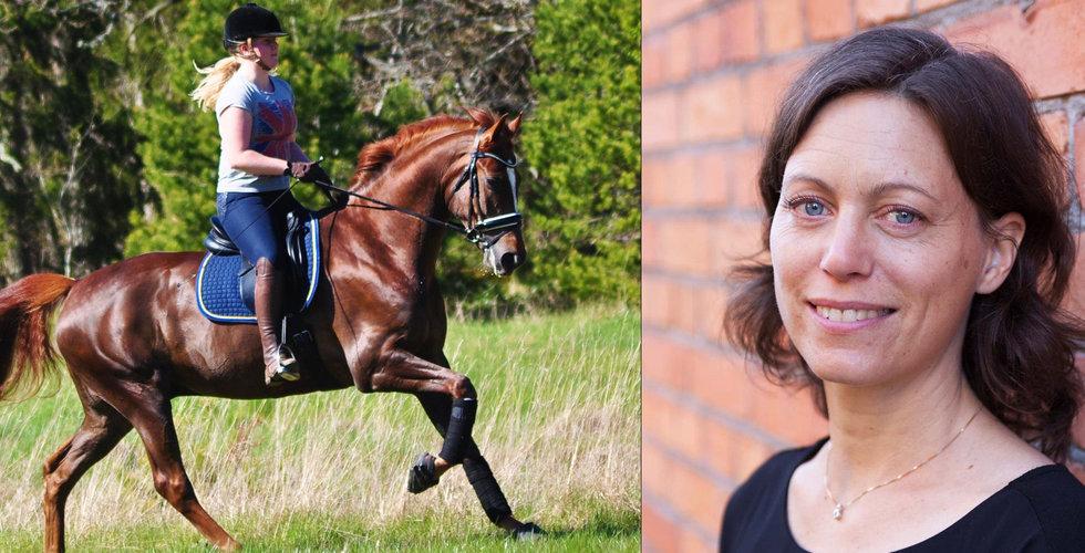 Ztable ska erövra hästvärlden – stöttas av ridstjärnorna