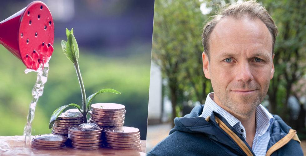 """Svenska fintech-bolaget Qred i miljardaffär – """"Vi ska 5-dubbla omsättningen"""""""
