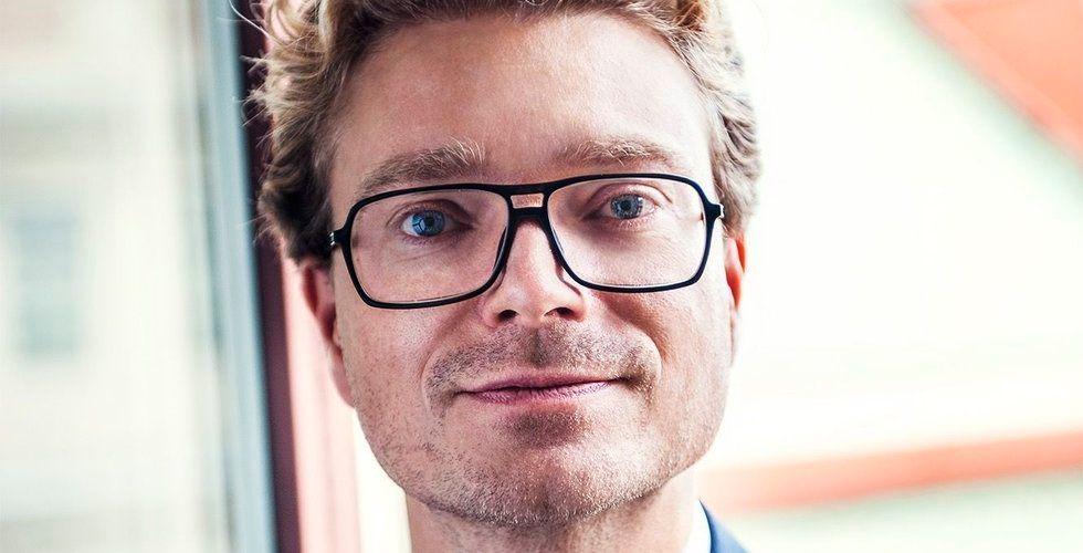 Frontoffice plockar in Peter Johansson för att utveckla satsningen på fintech