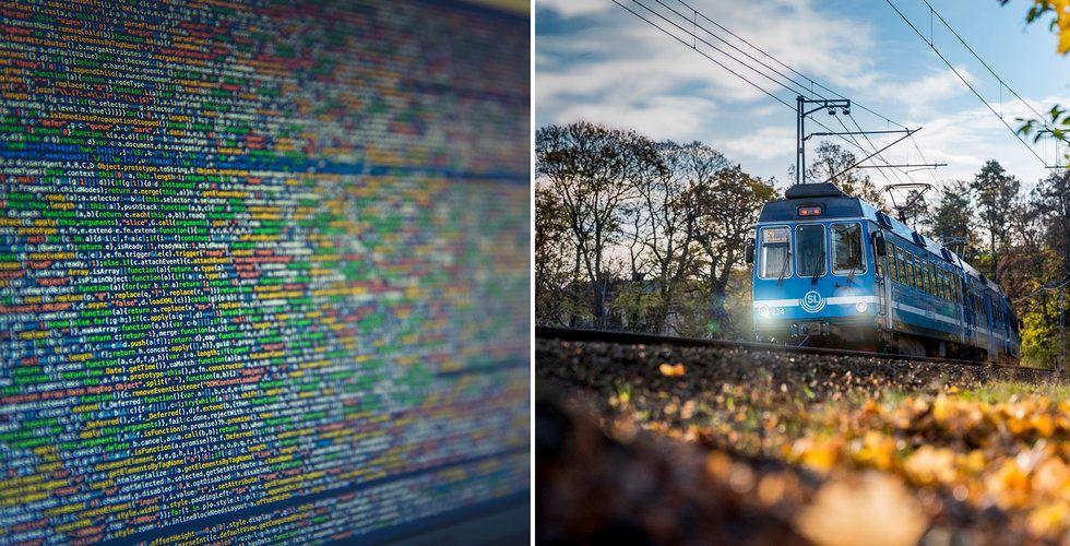 SL:s nya projekt: Ett AI-system som upptäcker fel – innan de uppstått