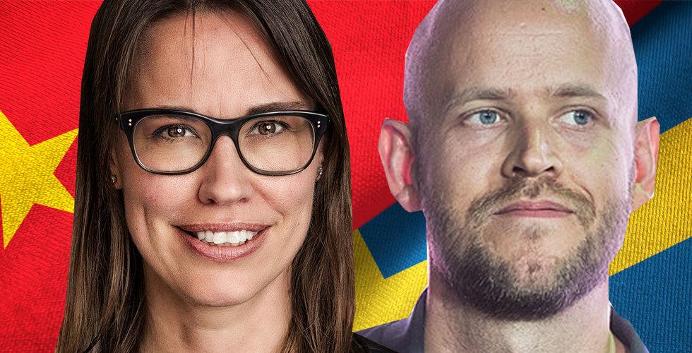 Kinesiska investerare shoppar loss i Sverige – här är techbolagen de satsar på