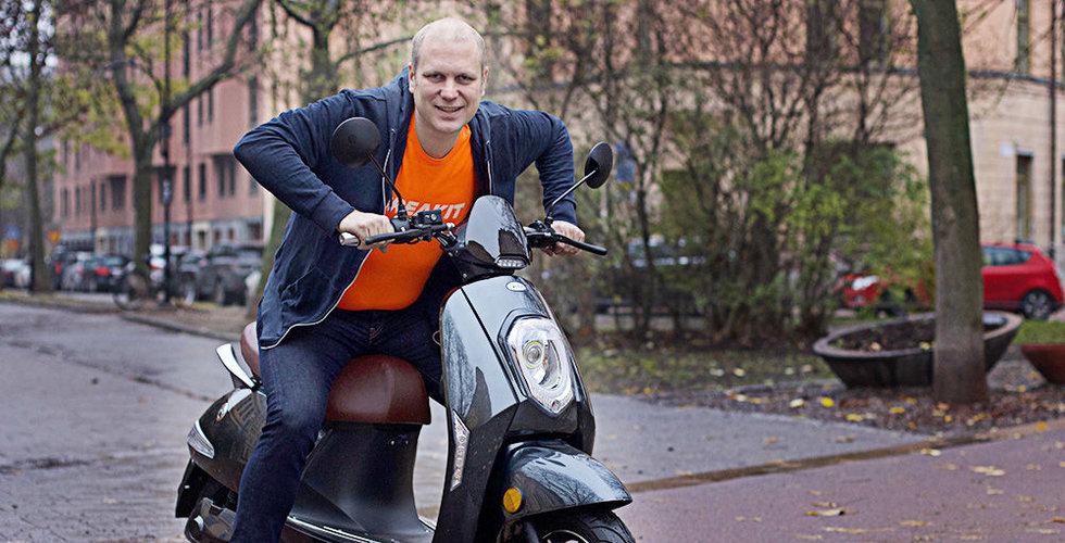 Sista chansen idag – tävla om en elscooter (värd 20.000 kronor!)