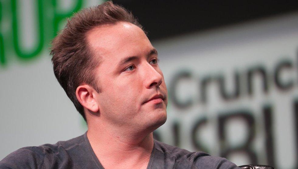 Över 40 miljarder upp i rök - nu rasar värdet på hans startup