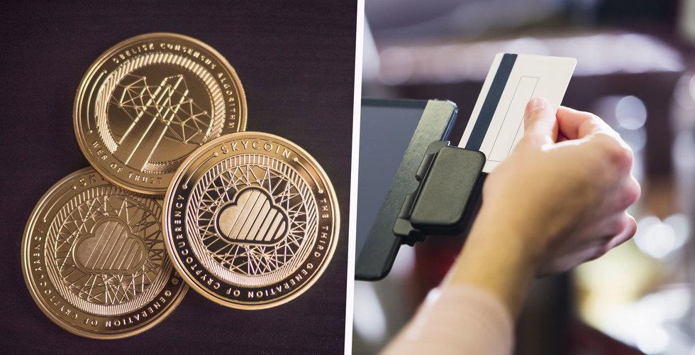 Quickbit vill ge ut Visa- och Mastercard-kort för kryptovalutor