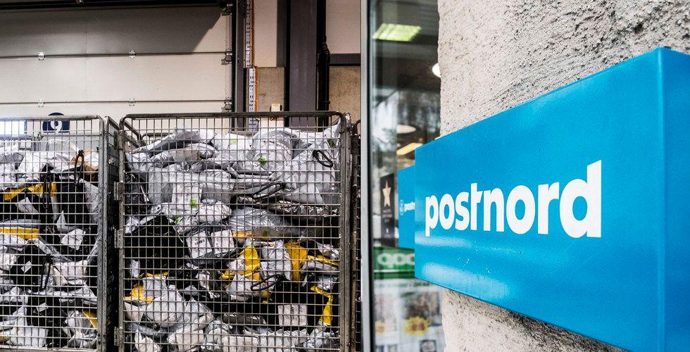 Postnords terminal som hanterar Kinapaket läggs ner