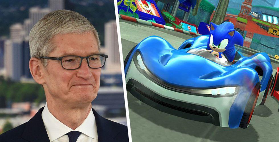 Apple lägger miljarder på nya spelsatsningen Arcade