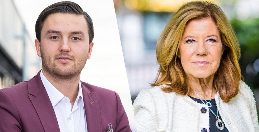 """Apler investerar i podd-profilens nya startup: """"Fyller ett kundbehov idag och i framtiden"""""""