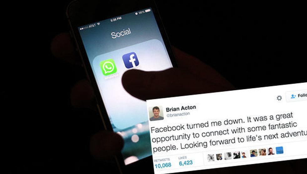 Facebook och Twitter dissade honom – nu värd 33 miljarder