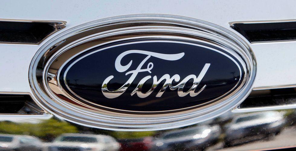 Breakit - Ford planerar att ha ett nätverk av självkörande bilar 2021