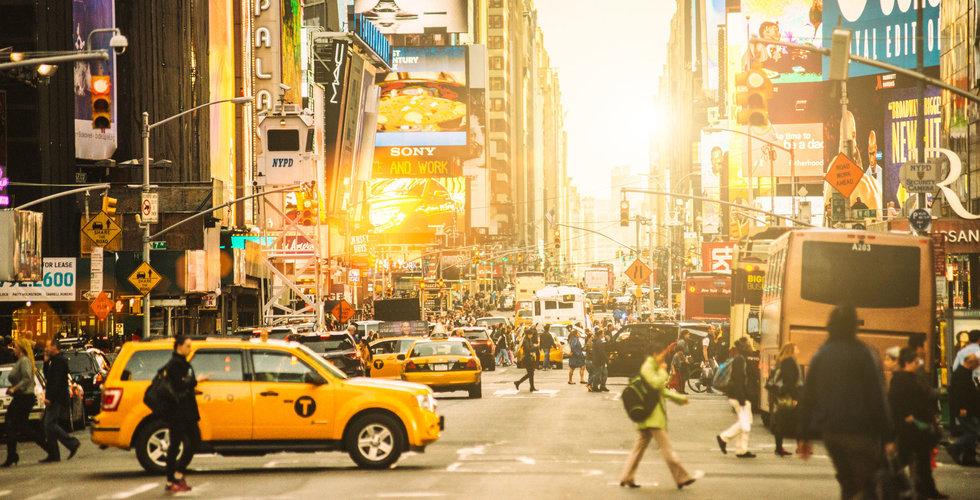 Breakit - Självkörande bilar testas i New York