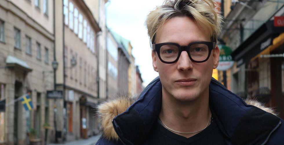 Christian Ander startade bitcoin-mäklaren BTCX – nu ska han investera i kryptobolag