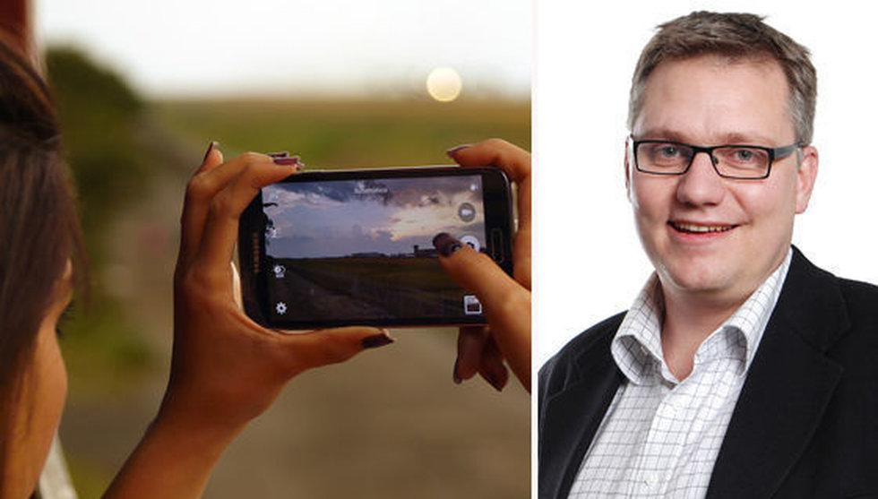 Andreas Lifvendahls drönarbolag byter spår – går in på Aktietorget