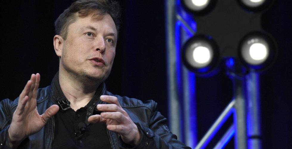 Tesla pausar Shanghai-planer på grund av geopolitiska spänningar