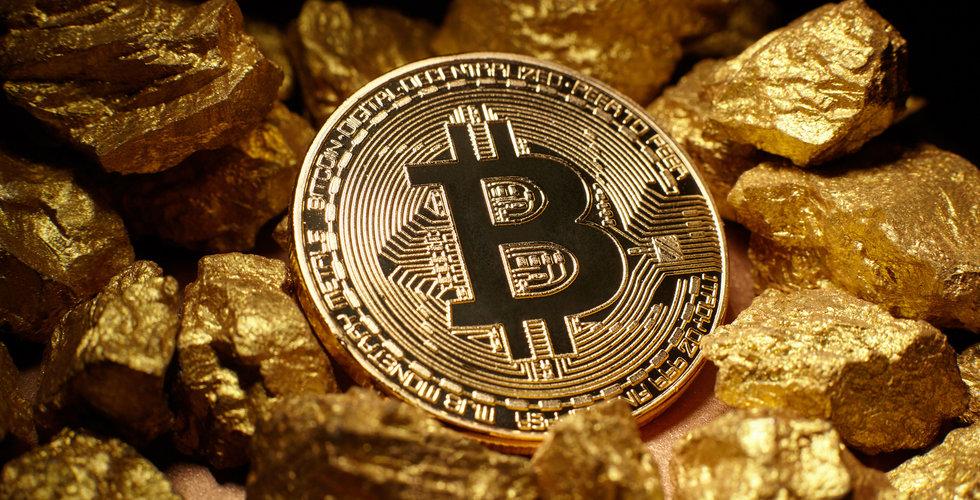 Breakit - Kraftigt ras för Bitcoin på morgonen – men varför?