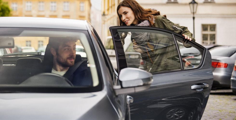 Milstolpe för Ubers självkörande bilar – grönt ljus i Kalifornien