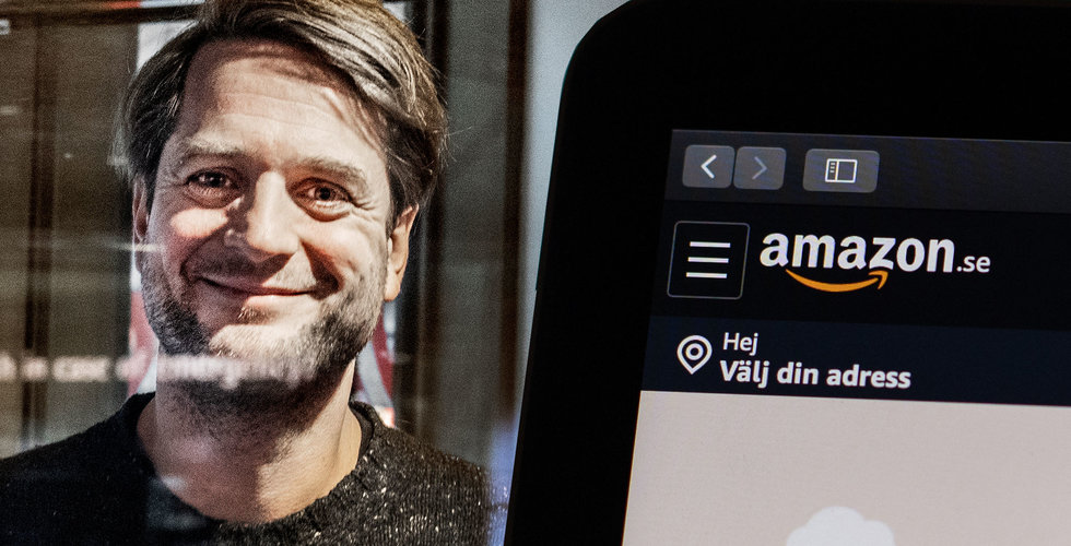 """Klarna-grundaren om Amazons lansering: """"Är det planterat för att få PR?"""""""