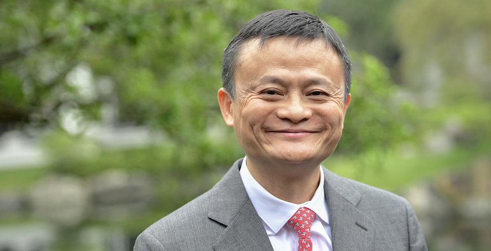 En tredjedel av Kinas befolkning har investerat i Alibabas fond