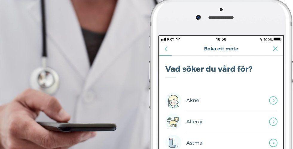 Ännu ett barn kan ha utsatts av läkare via Kry