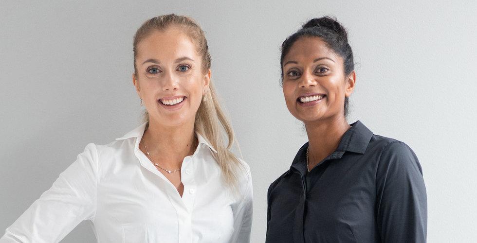 Carolin Solskär blir investerare – satsar på skjortor som ska passa alla