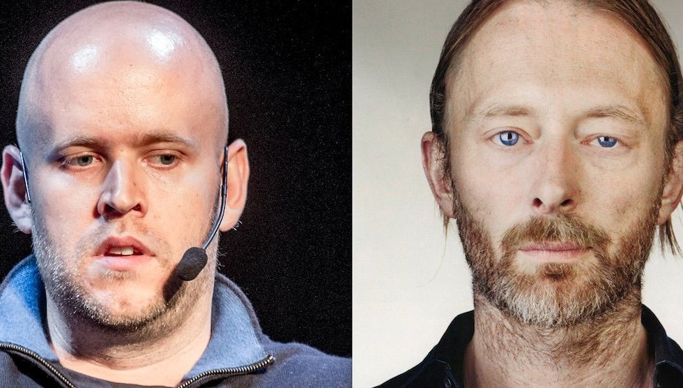 Breakit - Radiohead gör som storstjärnan Drake – väljer bort Spotify