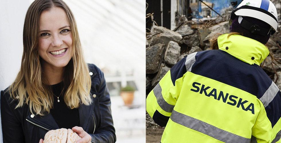 Byggjätten Skanskas nya satsning – ska bygga säkrare med hjälp av VR