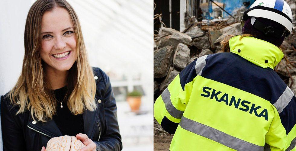 Breakit - Byggjätten Skanskas nya satsning – ska bygga säkrare med hjälp av VR