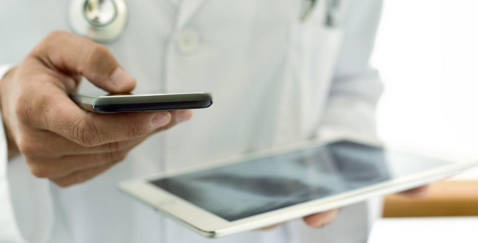EQT Ventures satsar på meddelandetjänst inom sjukvården